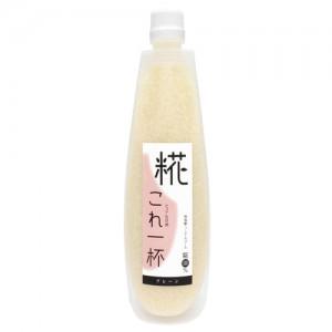 糀これ一杯 (無加糖ピュア甘酒|プレーン)