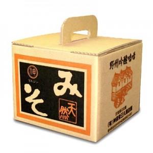 特撰 麦味噌 2kg 小箱詰