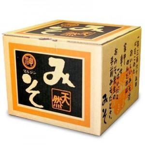 特撰 麦味噌 4kg 大箱詰