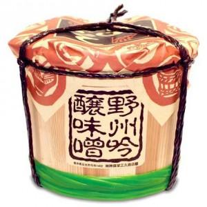 特撰 麦味噌 4kg 杉木樽