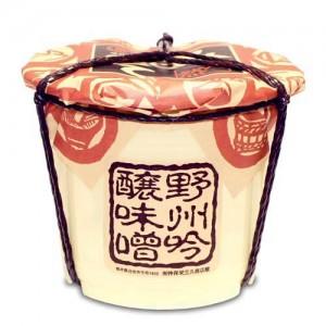 特撰 麦味噌 4kg ポリ樽